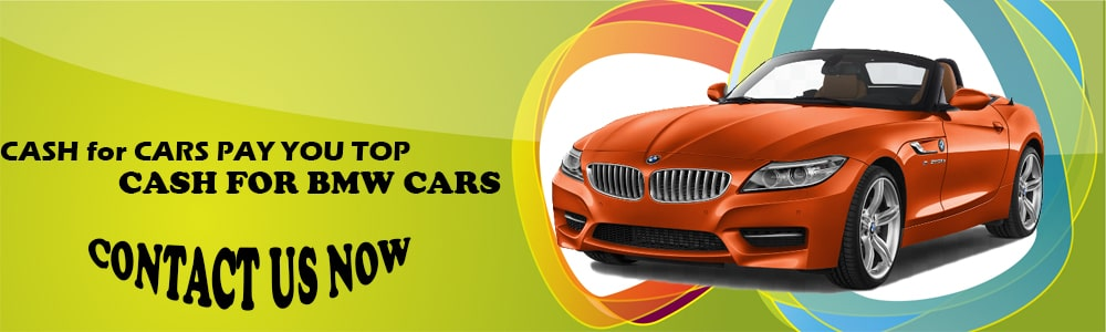 Cash for BMW cars
