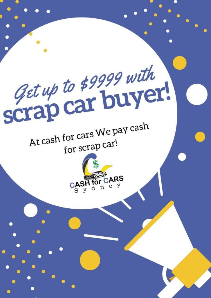 scrap car buyer