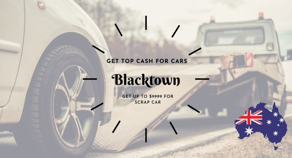 cash for car blaktown