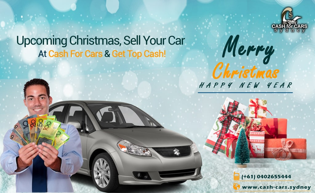 cash for cars christmas 2020