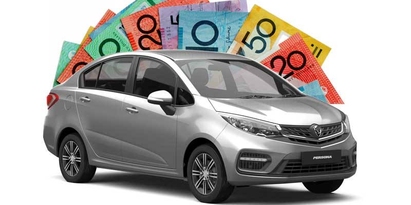 cash for Proton cars