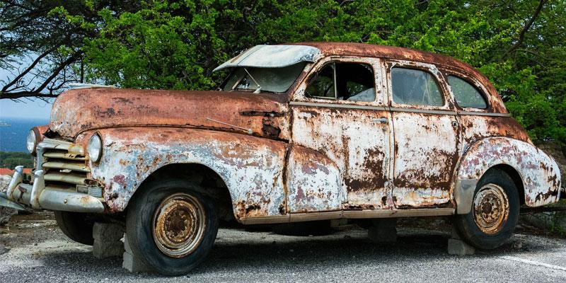 we buy rust car for top dollar in Sydney